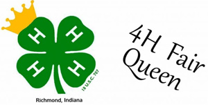 4H Fair Queens Entry Form